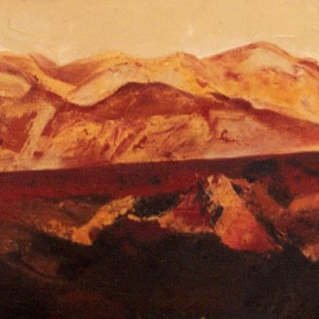 Wüstengebirge